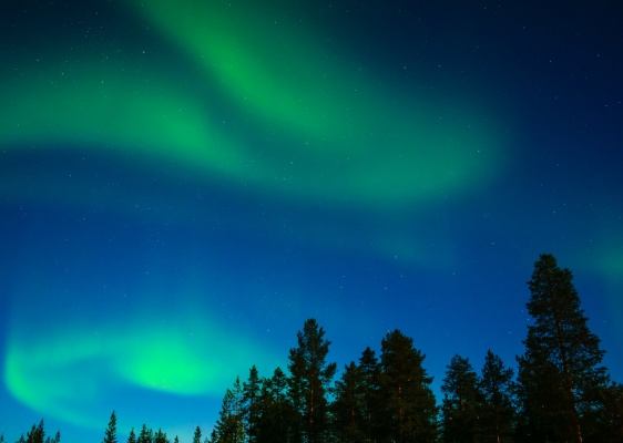 The magnificent Lapland, the place of many wonders