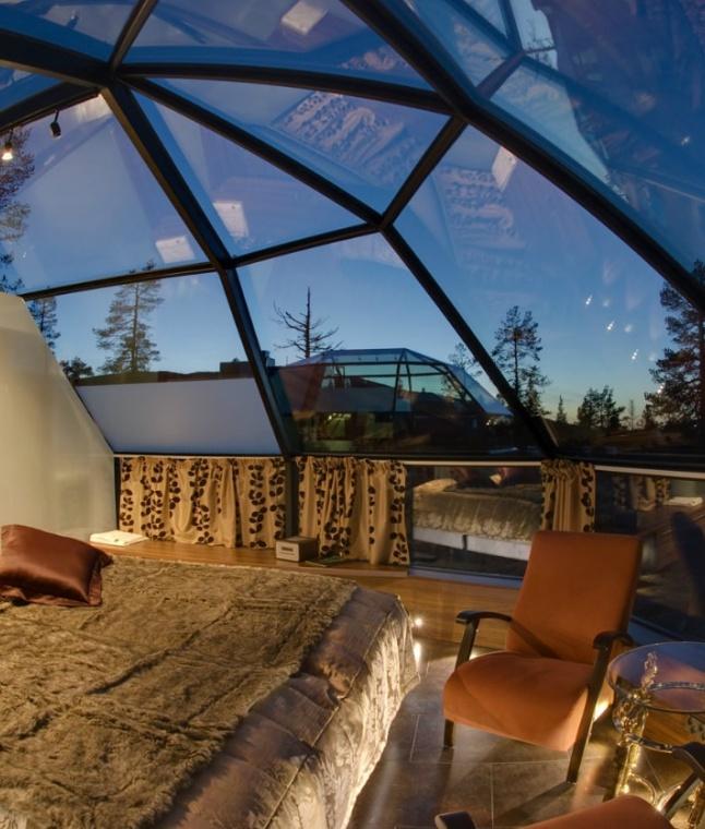 Unique Hotels in Lapland