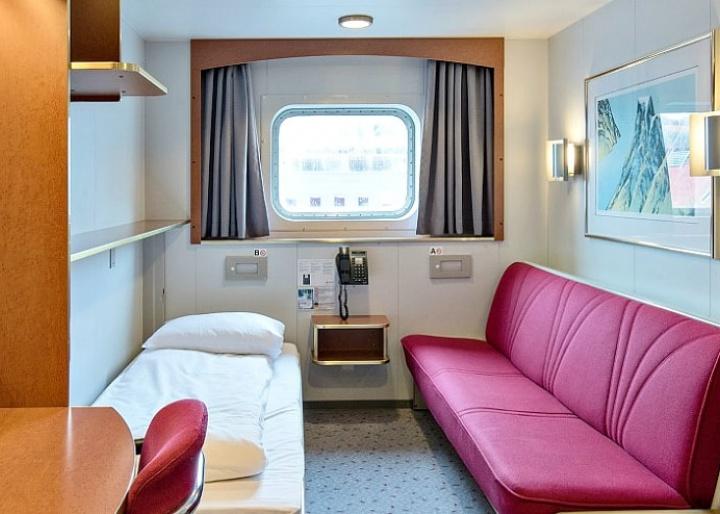 Hurtigruten ship, Norway