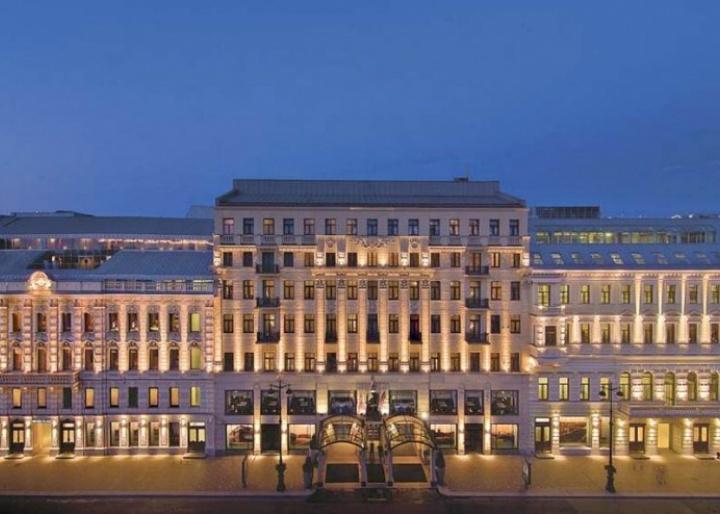 Corinthia Hotel, St. Petersburg