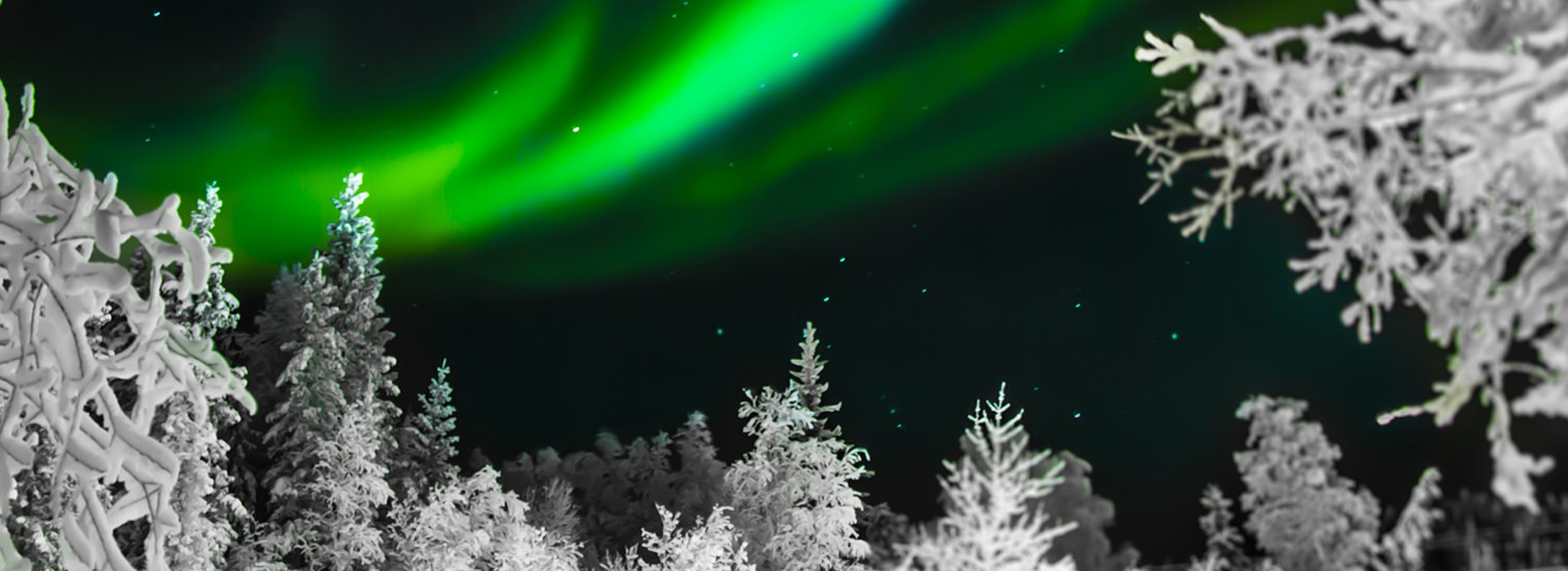 Enjoy some of the most amazing Northern Lights views in Scandinavia on your winter Finland tour